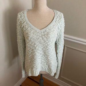 Free People Boucle sweater XS